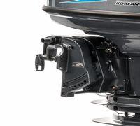 Подвесной лодочный мотор Mikatsu M40FEL - полный аналог Японских двигателей. Все их запчасти взаимо...