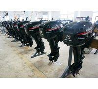 Подвесные моторы M15.0 HP имеют традиционную трансмиссию с режимами «F» «N» «R», а также полностью в...