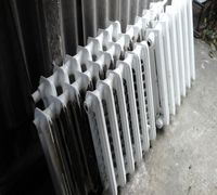 Купим у вас чугунные батареи, радиаторы от 40 руб. до 60 руб. за секцию, цена зависит от количества...
