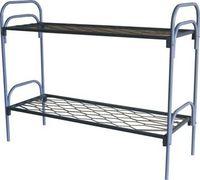 Предприятие Металл-Кровати реализуют кровати металлические стандартных размеров крупным и мелким оп...