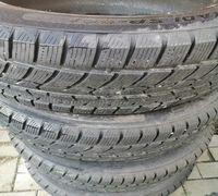 Продам 🛣зимние шины с размером 225x55 R18. Резина в идельном состояние. Проехал всего 2 т...