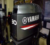 продажа лодочного мотора Trade-In. 2х-тактный лодочный мотор Yamaha 30 HMHS (Б\У). Куплен в июне 2...