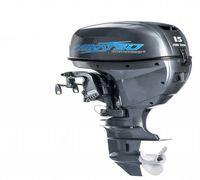 Подвесной лодочный мотор Mikatsu MF15FES - полный аналог Японских двигателей. Все их запчасти взаимо...