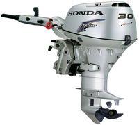 Лодочный мотор Honda BF 15 выдает максимальную мощность для своего рабочего объёма и веса. Это самы...