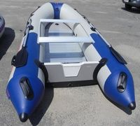 Представляем Вашему вниманию лодку Barrakuda 380 жд с алюминиевым настилом. При производстве лодки