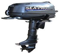 Очень надёжный в своем классе 4х-тактный лодочный мотор Sea Pro F 5S.  🎗️Преимущес...