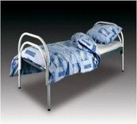 Реализация одноярусных и двухъярусных металлических кроватей крупным и мелким оптом. Компания Метал...
