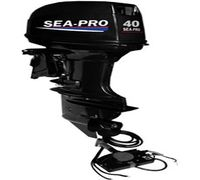 """Наш магазин продает качественный и надежный 2х-тактный лодочный мотор Sea Pro Т 40S&E.  [""""\ud83c""""]\udf9..."""
