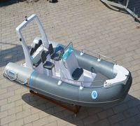 Лодка РИБ Stormline 550 изготовлена по заказу группы компании Globaldrive с использованием материало...