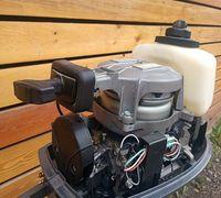 2014-ого года. Двухтактный подвесной лодочный мотор Ямаха 5 л.с. относится к серии ПЛМ Yamaha Stand...
