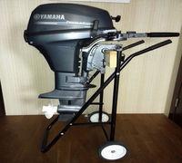 2014-ого года. Четырёхтактные подвесные лодочные моторы Ямаха 8 л.с. имеют малый вес и легко транспо...