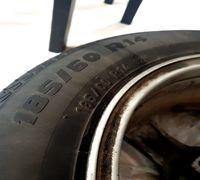 Продам 4 колеса в сборе, R14, диски легкосплавные, резина Pirelli. подходит для Skoda Fabia, VW Polo...