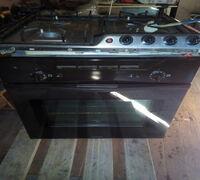 Духовой шкаф Ariston FG 21 (Верх электрический -гриль,низ газовый ) б/у. Шланг газовый в наличии. П...