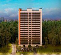 Продам апартаменты студию 24 кв. м.: 13 этаж. Авеню апарт на Дыбенко.Невский район,Товарищеский про...