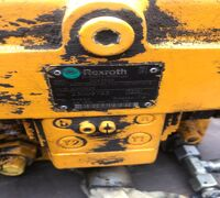 Гидравлический насос Rexroth D-89275 CNR 0043598  TYP NZF02F021S  MNR 2060925  SN 230097...
