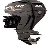 Все четырёхтактные моторы Mercury обеспечиваются заводской двухлетней гарантией и эксклюзивной трех...