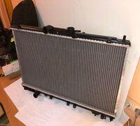Радиатор охлаждения двигателя Brilliance M1, M2 Крышкой не комплектуется Материал - алюминий Произв...