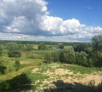   Участок 10,7 соток на берегу реки Воронеж, на возвышенности, не затапливается, в живописном, экол...