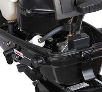 Подвесной лодочный мотор MARLIN 2.5/3.5 HP разработан в Голландии и содержит множество новых, отлич...