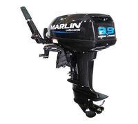 Очень надежный и легкий лодочный подвесной двухтактный мотор MARLIN 9.9 HP отличается высоким качес...