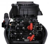 Очень надежный и легкий лодочный подвесной двухтактный мотор MARLIN 15 AMHS отличается высоким каче...