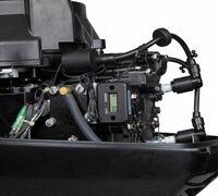 Лодочные моторы Marlin F 9.9 AMHS имеют четырёхтактный двухцилиндровый двигатель объёмом 212 см3. С...
