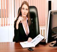 -Обязанности: приём входящих звонков  - выписка пропусков, оформление заявок и бланков  - заполнение...