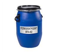 ПолиэлектролитВПК-402 представляет собой, жидкость однородную по консистенции прозрачного илижелтова...