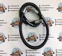  Рукав высокого давления VOLVO VOE16257118. Применение: экскаваторы-погрузчики BL60, BL60B, BL61, B...