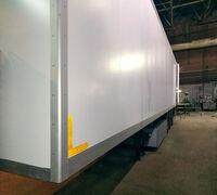 Предприятие производит кузова фургоны на любой вид грузового транспорта. Срок изготовления 10 дней