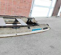 Надувная лодка ПВХ Stormline Heavy Duty AIR PRO – отличный выбор для опытных рыбаков и охотников. О...