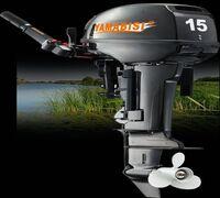 Моторы Yamabisi F15BMS - это еще один вид водномоторной техники из Поднебесной, который копирует с...