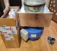 Вентилятор Вентс вкм 250 продам новый.  Вентилятор Вентс ВКМ 250 канального типа с производительн...