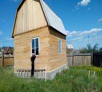 Срочно продам недорого дом, 42кв, новый, осадку дал, без печи фундамент под печь залит еврокна дерев...