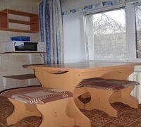 2-к квартира 48 м² на 1 этаже 5-этажного панельного дома Количество спальных мест: 6 спальных мест