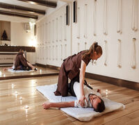 Карсай-нейцзан - это лечебный даосский массаж гениталий для мужчин. Убираются застойные явления в о...