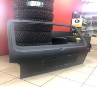 Крышка багажника новая на Ниву