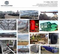 Компания ООО ❞РОСТРАНССЕРВИС❞ предлагает широкий спектр услуг: изготовление из металла, д...