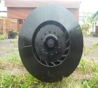Изготовим рабочие колёса для дымососов и вентиляторов из углеродистой и нержавеющей стали в стандар...