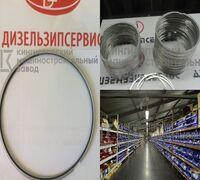 Поршневые кольца На КМЗ освоено и успешно внедрено изготовление поршневых колец на отечественные и