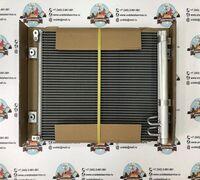  Радиатор кондиционера (конденсатор) 20Y-810-1221  Применяется на 8 серии Экскаваторов Komatsu, мод...