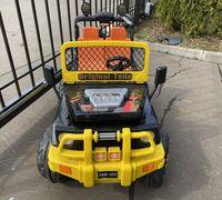 Продаю крутой двухместный всепогодный детский электромобиль-внедорожник TCV 353 Panther II. Электро...