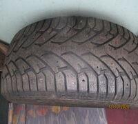 Продам Зимние шины Matador 215/65 R16 Состояние очень хорошее. Без грыж и порезов. Частично отсутст...