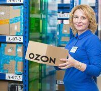 Требуется бригада компектовщиков для работы на складе магазина OZON в Московской области  Требуется