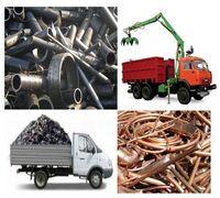 На постоянной основе приобретает лом черных металлов от 500 кг., лом цветных металлов от 1кг. по выг...