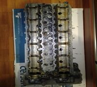 Гбц бмв N54 в отличном состоянии. Головка Блока Целиндров с мотора 3.5_N54 11127588249, 11127574298...