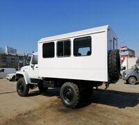 В наличии новый вахтовый автобус на базе полноприводного и надежного автомобиля ГАЗ 33088 Садко