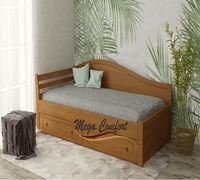 «Айдахо» - многопрофильная кровать, подходит для детской комнаты, кабинета, в гостиную на мансарду