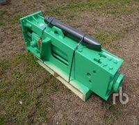 Услуги гидромолота на базе экскаватор-погрузчик и на базах больших полноповоротных экскаваторов. Дем...