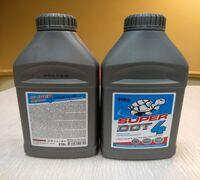 Жидкость тормозная TURTLE RACE SUPERDOT-4 910 гр